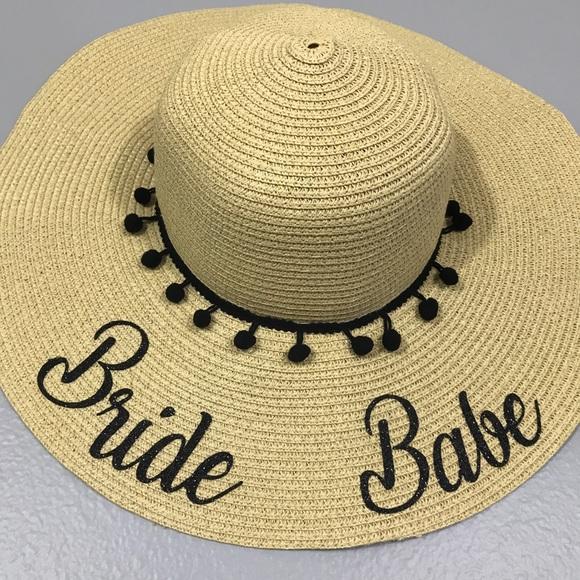 6bf937abed8 Women s BRIDE floppy beach sun hat OZ